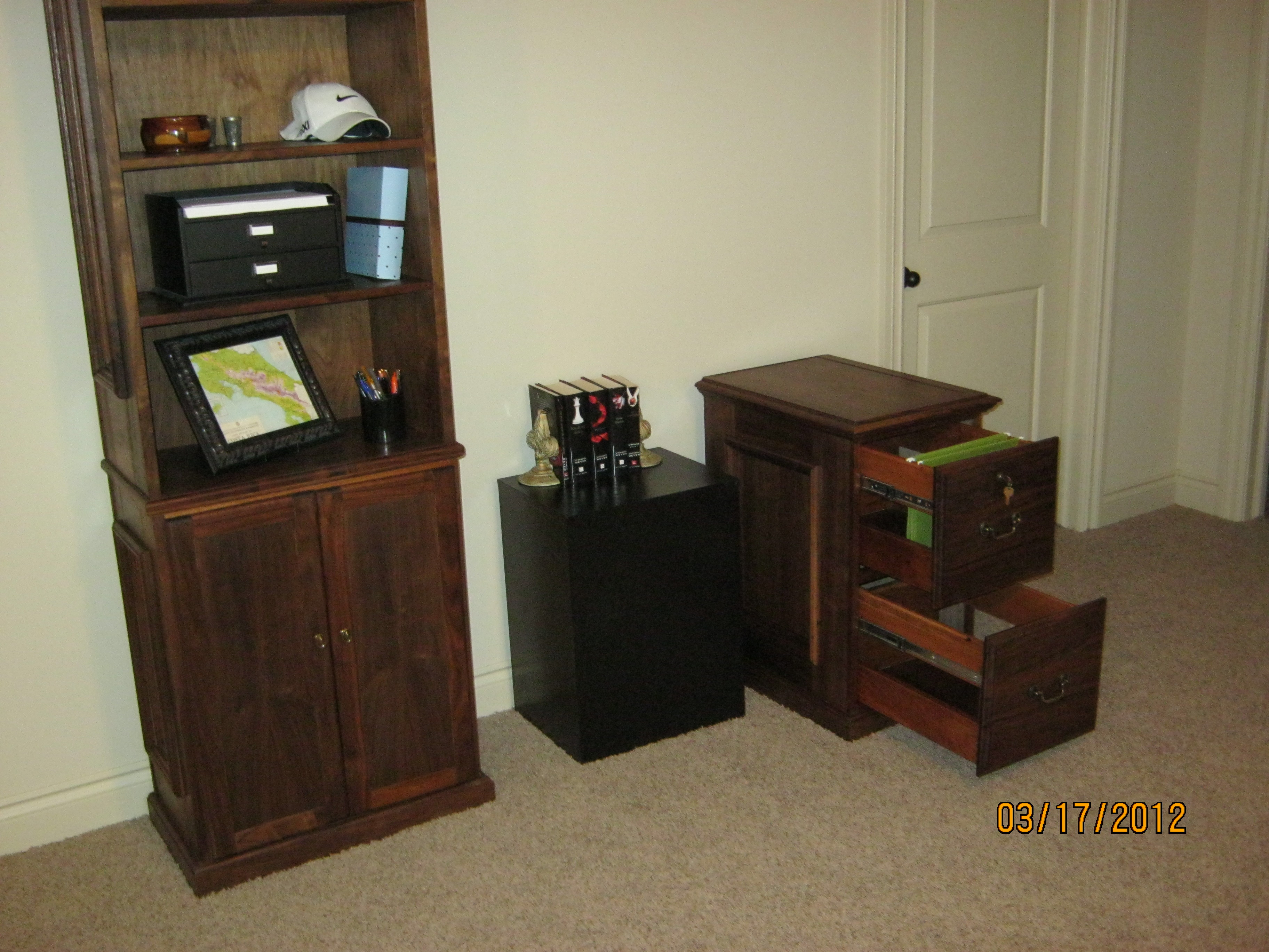 Perfect Book Cases,Library Units And Office Furniture, TV Stands | Crabtree  Woodworks